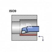 Nóż wytaczak spiczasty ISO 9 NNWb wymiar 1010 DIN 4974 P20/S21