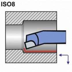 Nóż wytaczak prosty ISO 8 NNWa DIN 4973 P20/S20