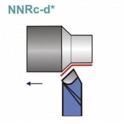 Nóż kątowy prosty NNRc-d P20/S20 R/L
