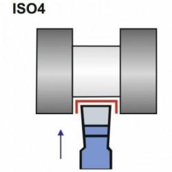 Nóż szeroki ISO 4 NNPd DIN 4976 P20/S20